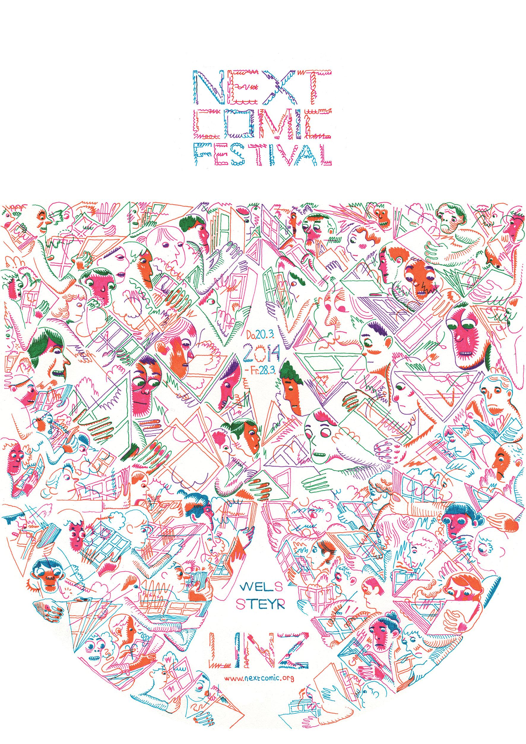 NC-Poster 2014, Josef Lambert