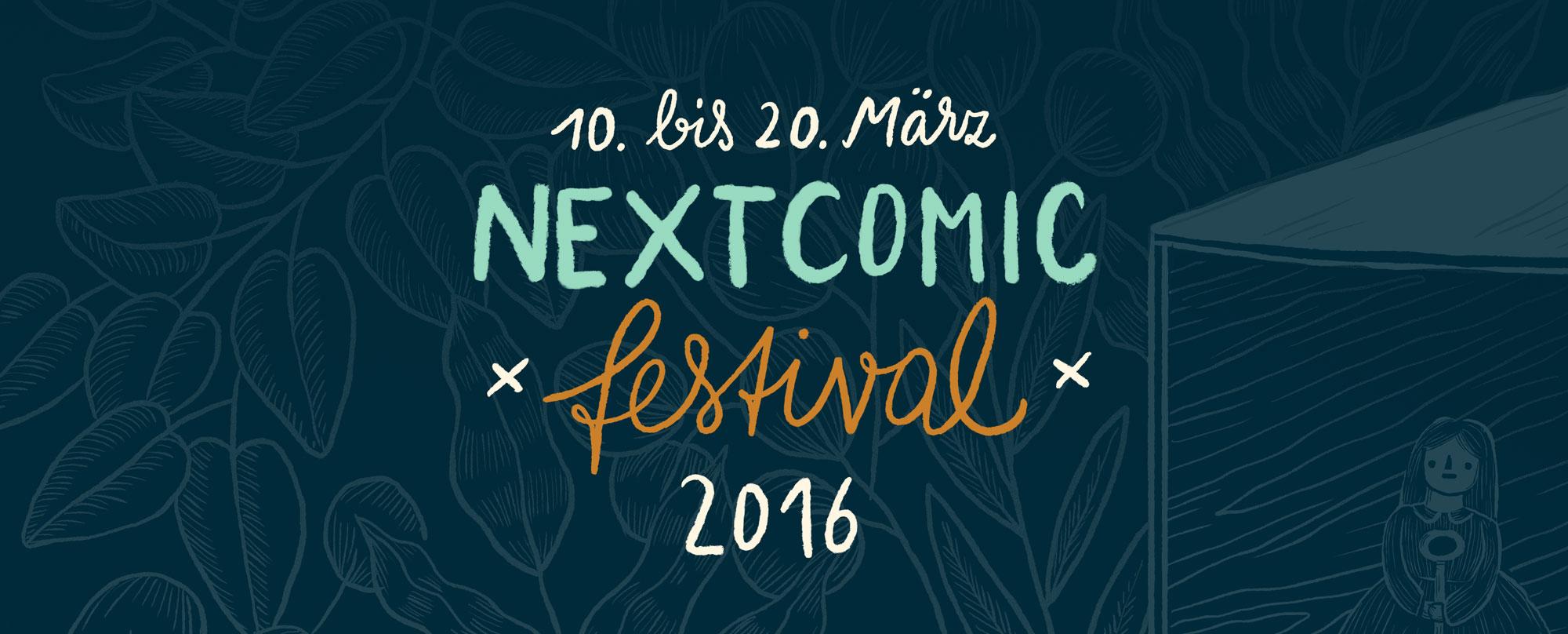 NEXTCOMIC-Festival 2016