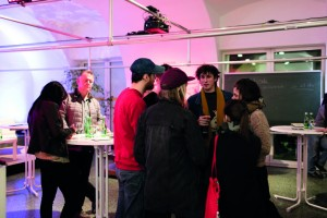 NEXTCOMIC-Festivalcafé @ Ursulinenhof im OÖ Kulturquartier (EG) | Linz | Oberösterreich | Austria