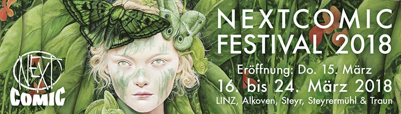 NEXTCOMIC-Festival 2018