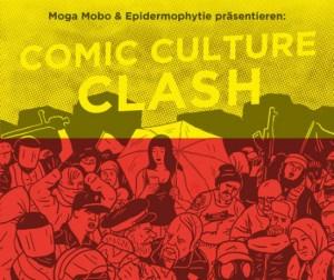 ComicCultureClash im AEC @ ARS ELECTRONICA CENTER | Linz | Oberösterreich | Austria