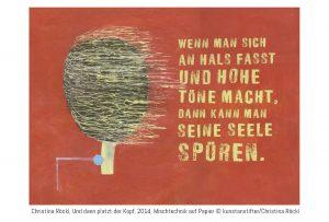 """""""Es zog mich durch die Bilder..."""" // Landesgalerie Linz // 1. OG @ Landesgalerie Linz"""