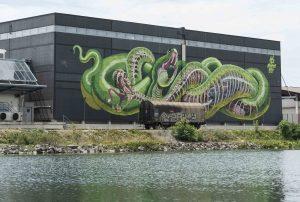 MURAL WALK // Mural Harbor @ Mural Harbor