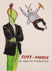 Fiffy und Maurice // Galerie Brunnhofer @ Brunnhofer Galerie