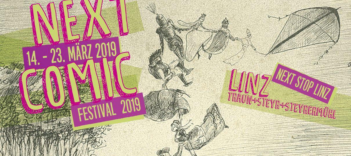 NEXTCOMIC-Festival 2019