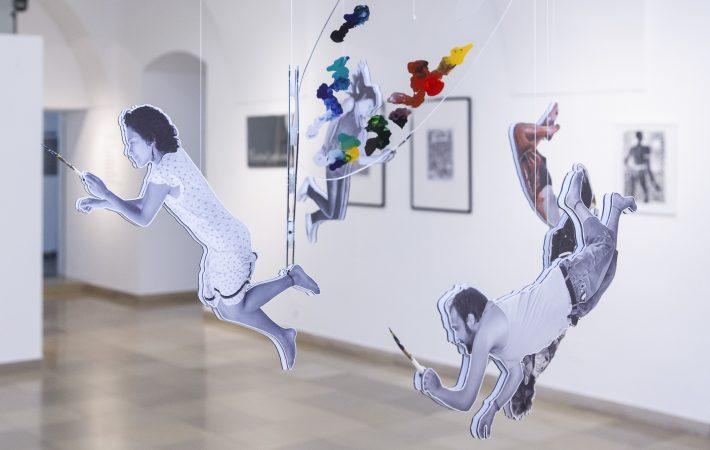 Die Kunstschaffenden Foto: K. Acht